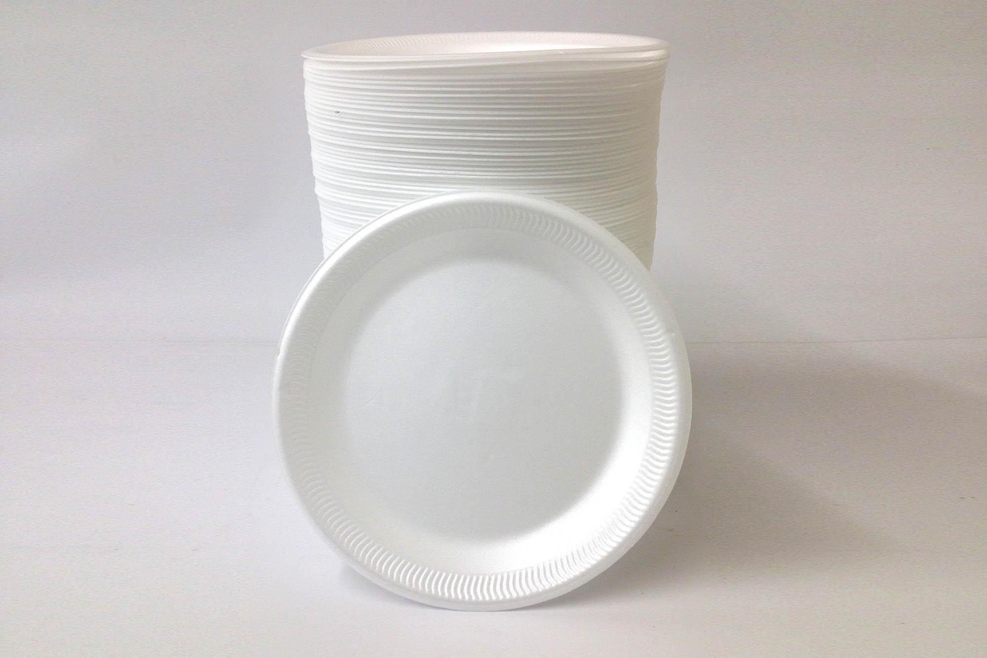 Polysterine plates
