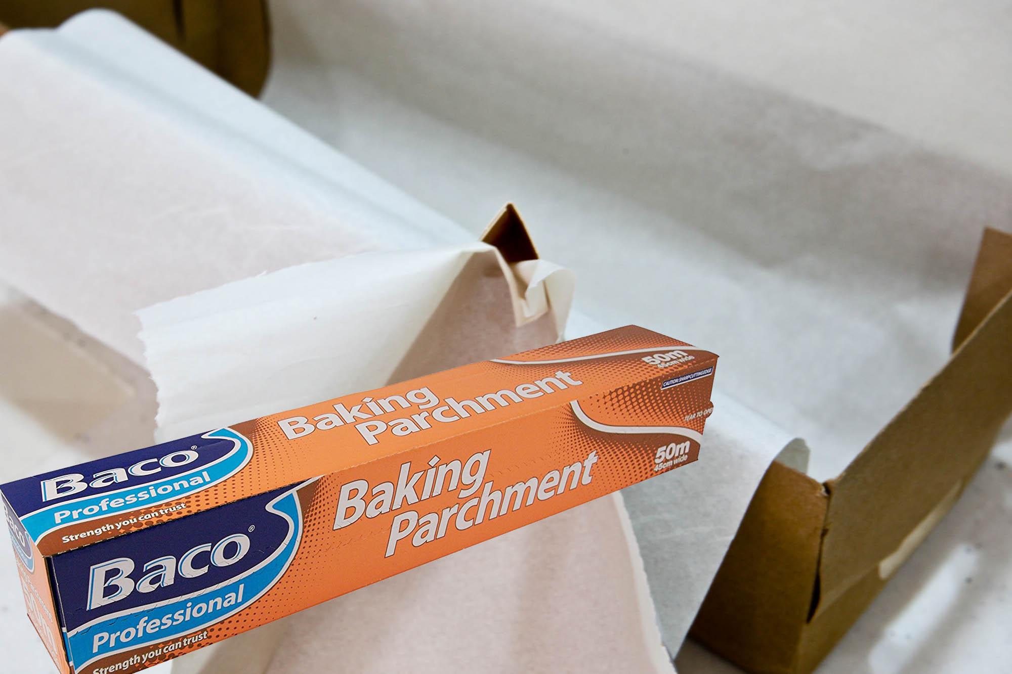 Baking parchment