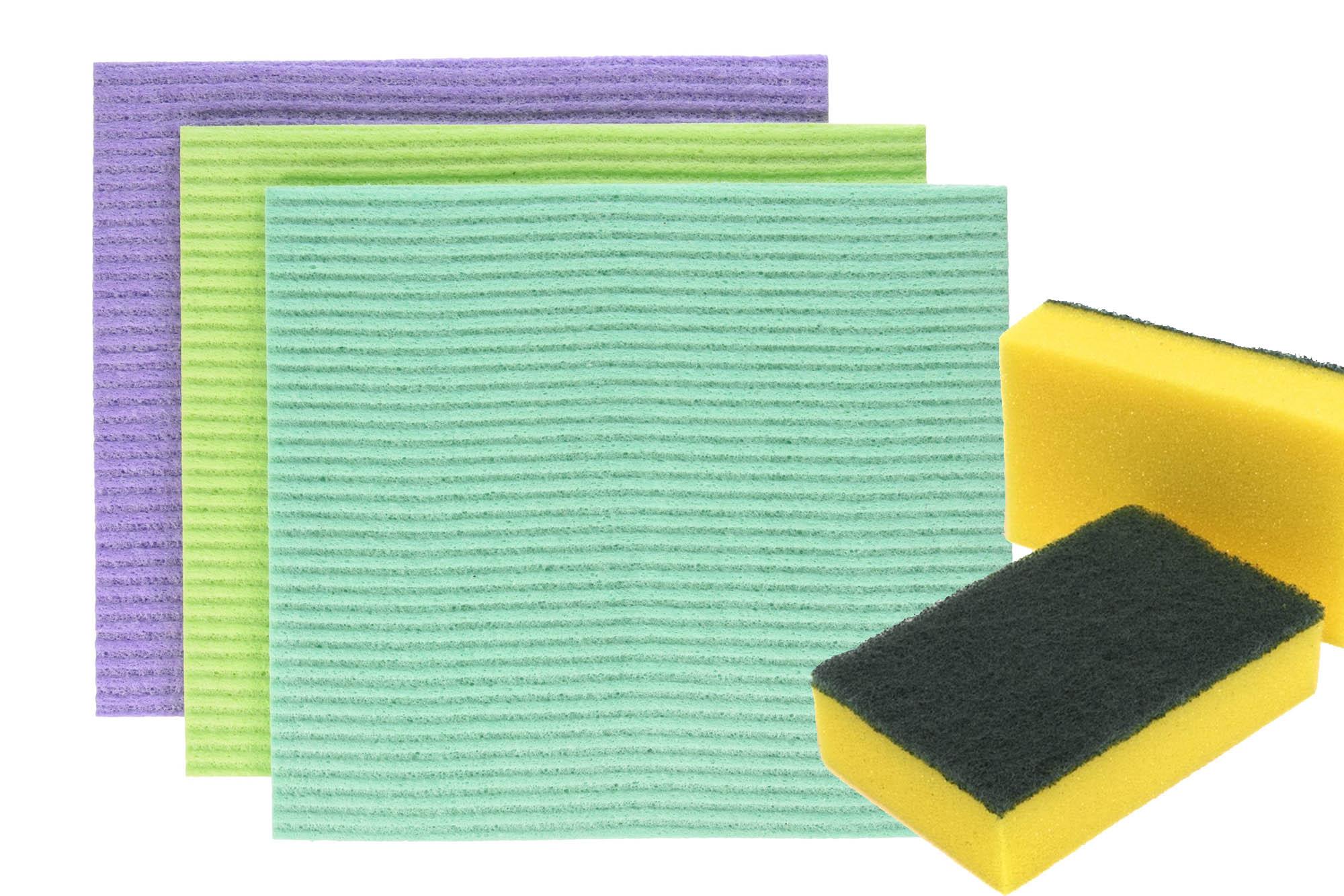 Clothes sponges