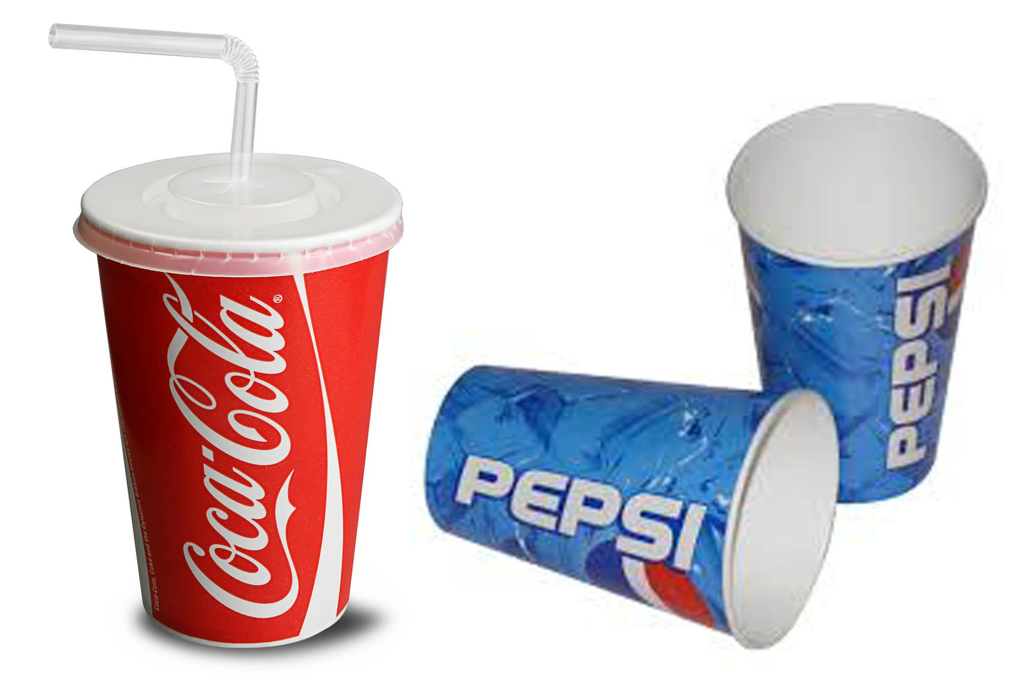 Pepsi coca cola cup